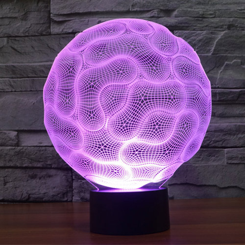 Bulbing 3D LED Lamp