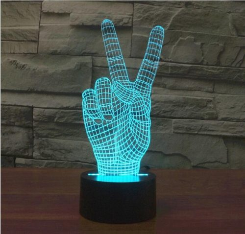 Home-Decor-Acrylic-3D-Victory-sign-Light-Led-Modern-Living-Table-Lamp-USB-Mood-Bulbing-Light.jpg_640x640