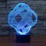 Illusion Modal 1 3D LED Lamp