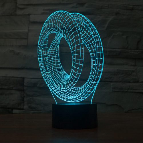 illusion modal 3 3d led lamp 2