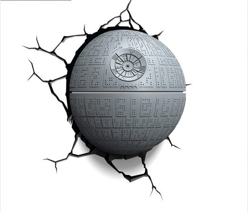 Star Wars 3D Wall Lamp 5