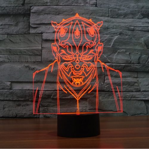 Star Wars Sith 3D LED Lamp 1