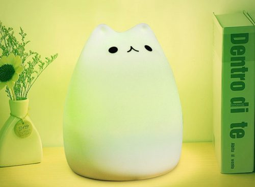 Cat LED Soft Lamp 1
